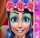 Maquiagem Ladybug carnaval