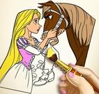 Princesas livros da Disney