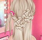 Elsa penteado noiva