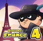 Bob The Robber 4 Season 1: France