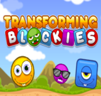 Transforming Blockies
