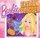 Jogo da barbie blogueira de Moda