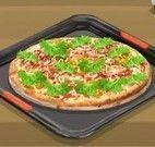Receita de pizza caseira