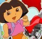 Dora aventuras na moto