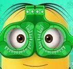 Minion consulta do oftalmo