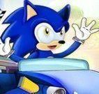 Aventuras do Sonic kart