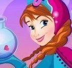 Anna Frozen porção mágica