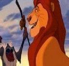 Quebra cabeça filme O Rei Leão