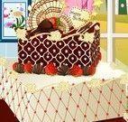 Fazer decoração de bolo de chocolate