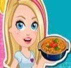 Barbie chefe de cozinha