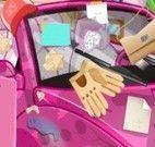Limpar carro conversível