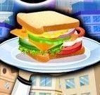 Preparar sanduíche gostoso