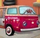 Limpar carro do sorvete