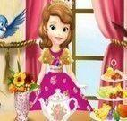 Chá da tarde com Princesa Sofia