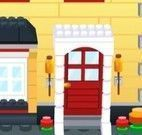 Decorar casa de lego