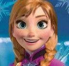 Anna Frozen quebra cabeça