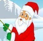 Pescar com Papai Noel