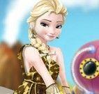 Elsa viajar pelo Egito