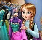 Closet da Anna Frozen