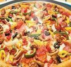 Decorar pizza de calabresa