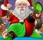 Papel Noel no médico