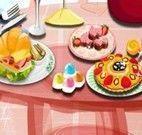 Decorar mesa do jantar do namorado