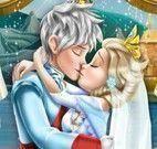 Elsa beijar noivo Jack