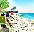 Limpeza na praia