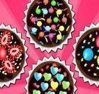 Fazer cupackes confetes coloridos