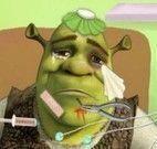 Shrek na ambulância