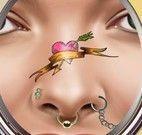 Tatuagem no nariz