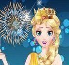 Elsa look ano novo