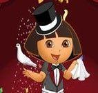 Vestir a Dora mágica