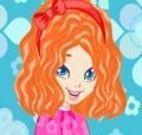 Arrumar o cabelo da Polly