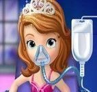 Princesa Sofia na emergência