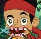 Pirata Jack no dentista