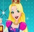 Rapunzel no spa