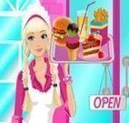 Jogo de Fazer hambúrguer Barbie