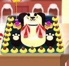 Fazer e decorar bolo do panda