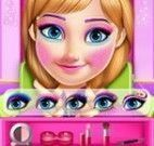 Maquiar Princesa Frozen Anna