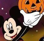 Halloween do Mickey