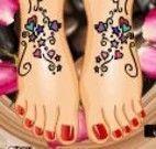 Cuidar das unhas dos pés