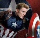 Capitão America puzzle