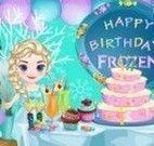 Decorar aniversário Frozen