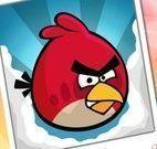 Quebra cabeça dos Angry Birds