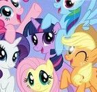 Pedras preciosas My Little Pony