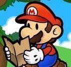 Mario aventuras pegar moedas