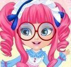 Roupas da bebê Barbie
