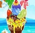 Fazer decoração de sorvete