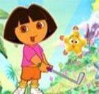 Golfe com Dora